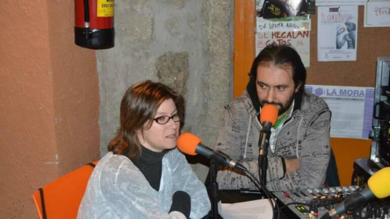 Entresierras en la telaraña radio