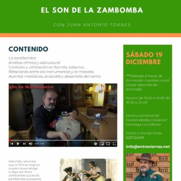 El Son de la Zambomba